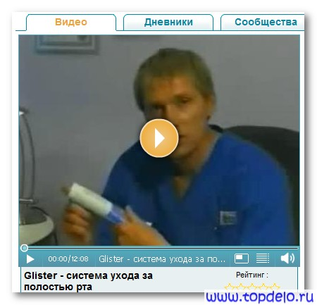"""Мнение стоматологов о системе ухода за полостью рта """"Glister""""."""