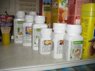 Витамины, минералы и микроэлементы для сбалансированного питания